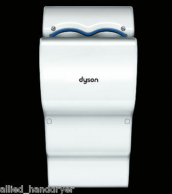 "DYSON ""Hands-In"" Airblade dB AB-14 Hand Dryer White Polycarbonate ABS 110V/120V"