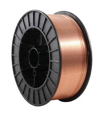 Er70s-6 - Copper Coated - Mig General Use Welding Wire - 44 Lb X 0.035