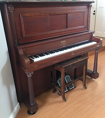Wissner Piano Serial Number