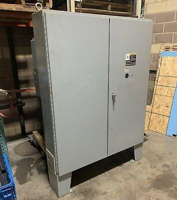 Hoffman A726012ulp 2-door Floor-mount Nema Type 12 Enclosure 72x 60x 12