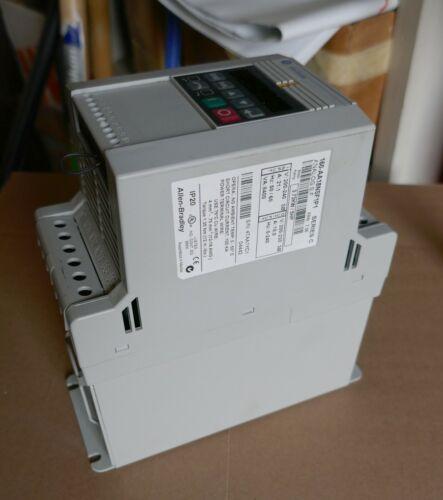 Allen Bradley 160-AA18NSF1P1  Series C   Variable Speed Controller