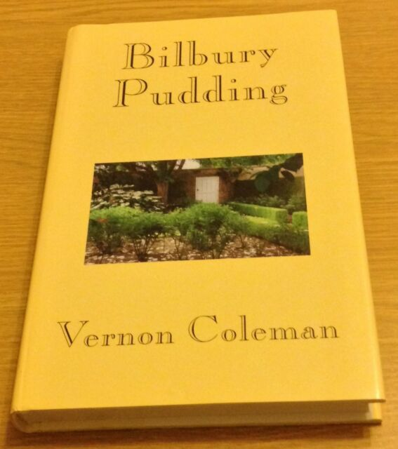 BILBURY PUDDING Vernon Coleman Book (Hardback)