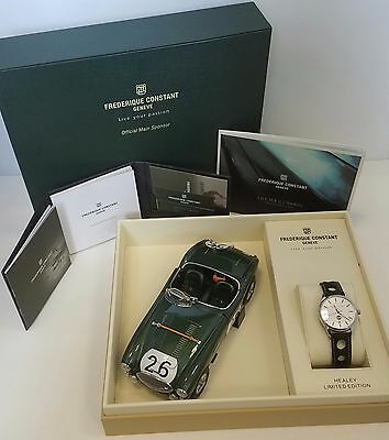 FREDERIQUE CONSTANT HEALEY AUTOMATIC MENS WATCH FC-303HS5B6 NEW !! $1,875