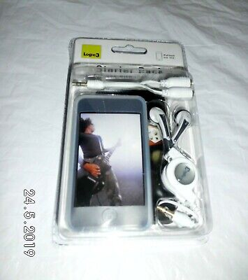 Logic3 iPod Touch 8-16GB Starter Pack with Earphones silicone case and adaptor  ()