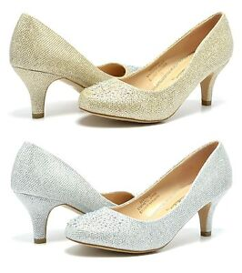 low heel wedding shoes with rhinestones pairs bertha 3 womens bridal glitter 5618