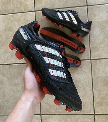 Mens Adidas Predator Football Boots Size 10 - RARE