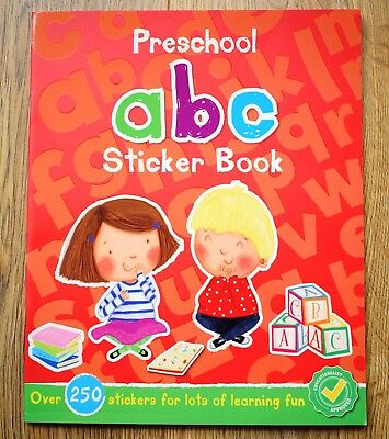 (Nursery Pre School Early Learning Activity Book ABC Alphabet Children 2 3 4 )