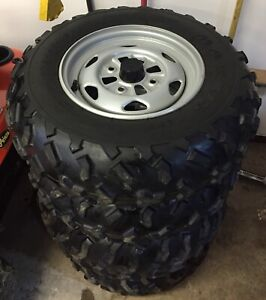 Honda ATV Tires and Rims
