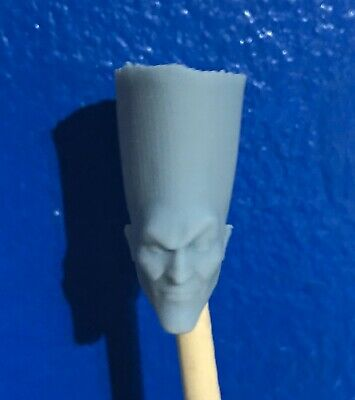 Custom LEGION Head X-Men Animated x-Force Marvel Legends 1/12 One:12