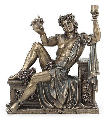 Dionysus Greek God of Wine and Festivity Statue Figure Sculpture Home Decor