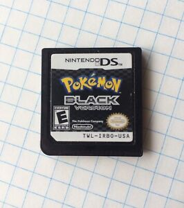 Pokémon Black Version (DS)