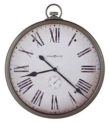 HOWARD MILLER - 35 GALLERY WALL CLOCK -GALLERY POCKET WATCH-625-572 (625572)