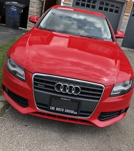 2009 Audi A4 20,T 134785KM,Come with valid safety certificate