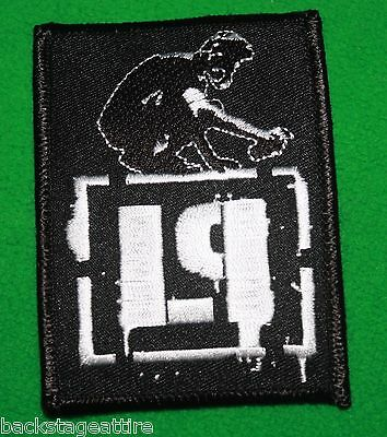 Linkin Park Meteora Sprayman Embroidered Iron/Sew On Patch Badge Applique-New!