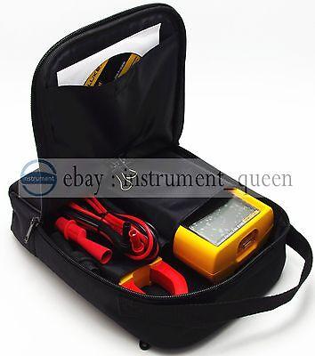 Soft Casebag Kch20 Use For Oscilloscope Fluke 123 124 125 Testo 549 550 557