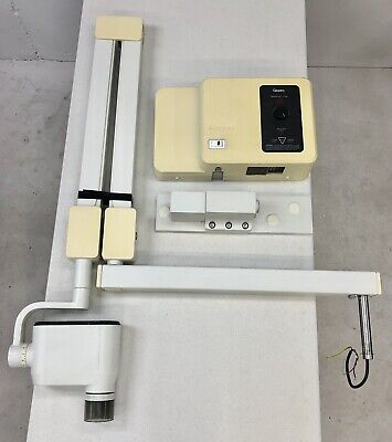 Gendex Gx-770 Dental Intraoral Bitewing X-ray 46-404600g3 W Pass Through Mount