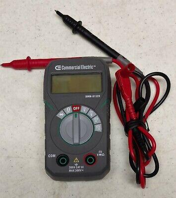 Commercial Electric Pocket Multimeter Hl3
