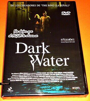 DARK WATER / Honogurai mizu no sokokara DVD R2 Japonés Español -...