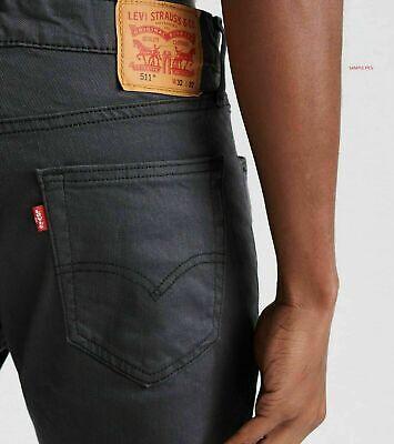 Levi's 511 Men Slim FIT  Jeans (BNWT) W=28 to 40,,L=30 to 34 (04511-2272)