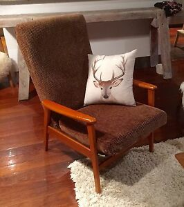 SO FAB -  RETRO 70's ARMCHAIR by CARRICKS Rochedale Brisbane South East Preview