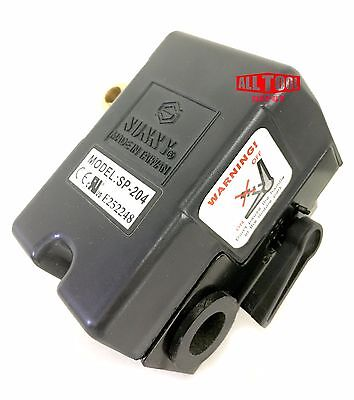 Replacement Air Compressor Pressure Switch Sunny H4 4 Port 140-175 Psi 25amp