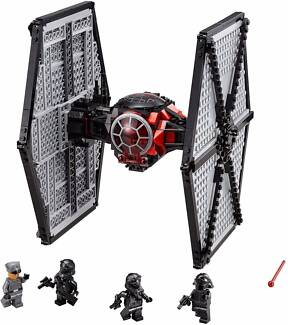 Lego Star Wars 75101 First Order Special Forces TIE Fighter BNIB Chatswood Willoughby Area Preview