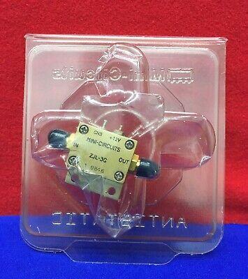 Mini-circuits Mini Circuits Zjl-3g Wide Band Low Power Amplifier