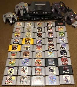 Nintendo 64 Games & Consoles for Sale - Individual Prices