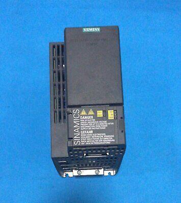 1pcs Used 6sl3210-1ke21-3uf1 Siemens Inverter Test Good