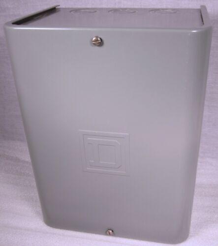 Square D NEMA Type 1 Enclosure w/ 277 to 120 V transformer .1kva 9991LG1 and 907