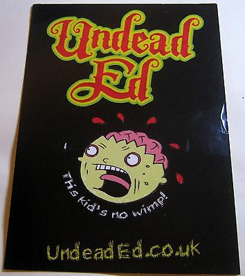 Advertising Book Undead Ed - posted 2011