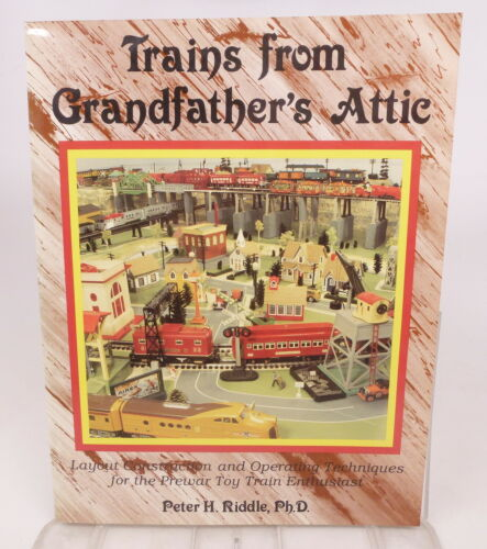 """BK """"Trains for Grandfather"""