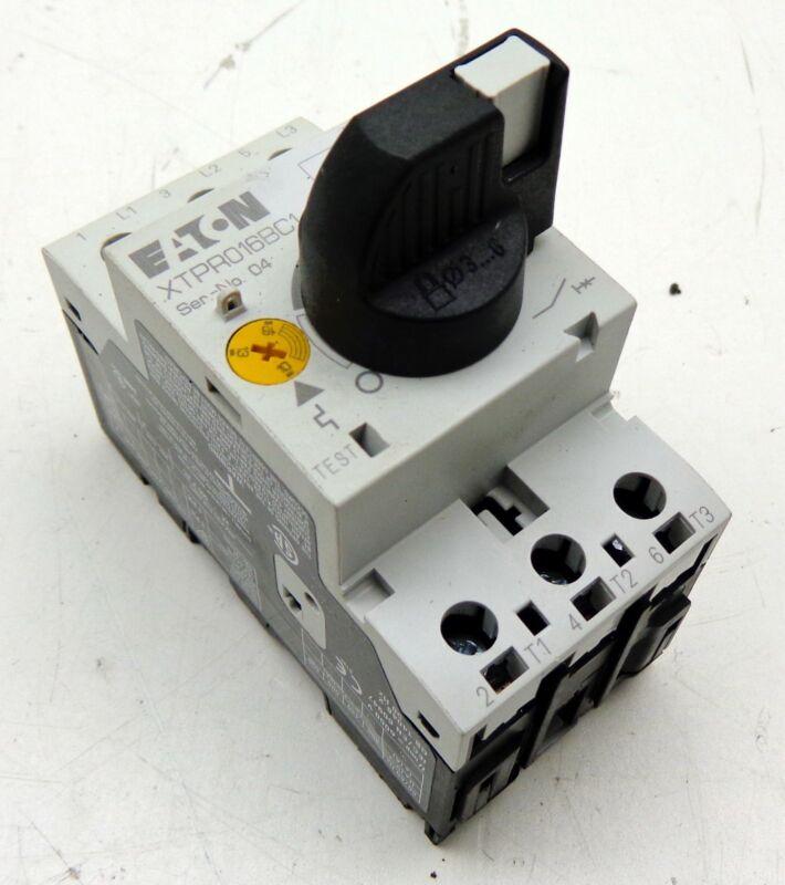 Eaton XTPR016BC1 Manual Motor Protector