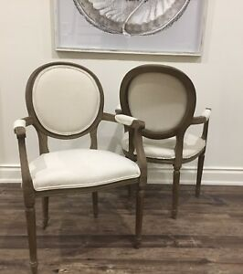 SOLD - Beautiful Refurbished Accent/Dining Chairs