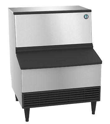 Hoshizaki Km-300baj Ice Maker Air-cooled Self Contained Built In Storage Bin