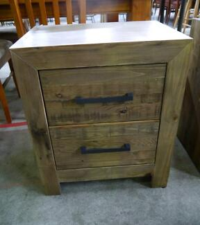 New Rustic Reclaimed Timber Colorado Bedside Tables