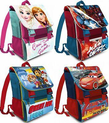 Kinder Schulrucksack Schulranzen Rucksack Disney  Avengers Paw