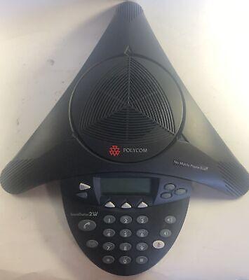 Polycom Soundstation 2w Wireless Conference Phone- 2201-67880-022