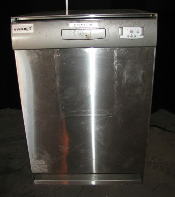 VWR LAB GLASSWARE DISHWASHER  (#2651)