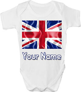 UNION-JACK-BRITISH-FLAG-PERSONALISED-BABY-VEST-GRO-BODYSUIT-GIFT-NAMED-TOO
