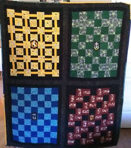 Harry Potter Themed Quilt
