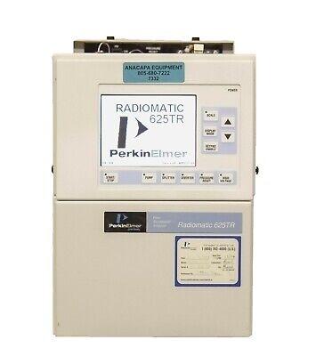 Perkin Elmer Radiomatic 625tr Afsatr00 Flow Scintillation Analyzer Used 7332r