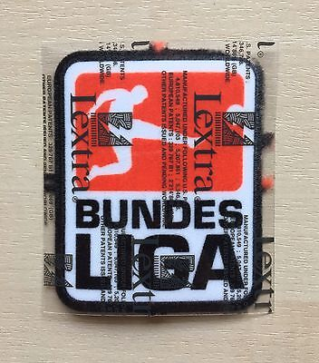 1x Bundesliga Patch Trikot Badge 2002 to 2007 Lextra Original Jersey Germany