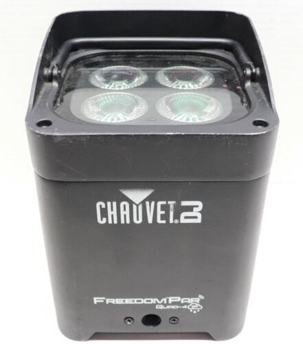 CHAUVET DJ Freedom Par Quad-4 IP Indoor/Outdoor Battery-Powered Wireless LED