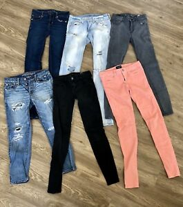 Women's AE Jeans/Shorts