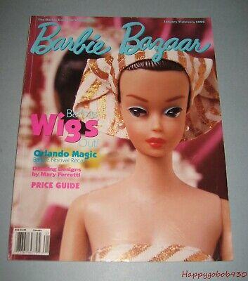 Barbie Bazaar Magazine AUGUST 2002 Back Issue