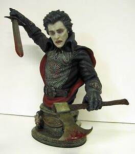 Sleepy Hollow Tim Burton Headless Horseman Model Kit The