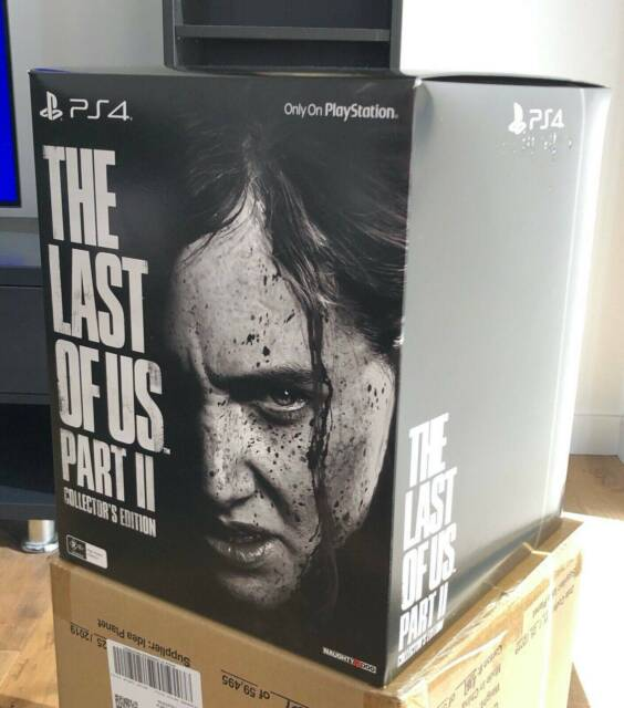 The Last Of Us Part 2 Collectors Edition Playstation Gumtree Australia Inner Sydney Sydney City 1250679875