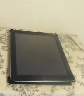 Ipad 3 Retina 32GB wifi only + cases + screen protectors Clarence Park Unley Area Preview