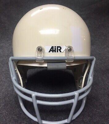 Schutt Air Youth Small Football Helmet White Face Guard Mask No Strap -